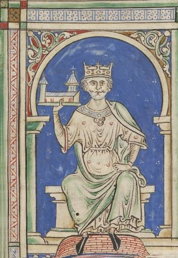 William I, King of England and Duke of Normandy